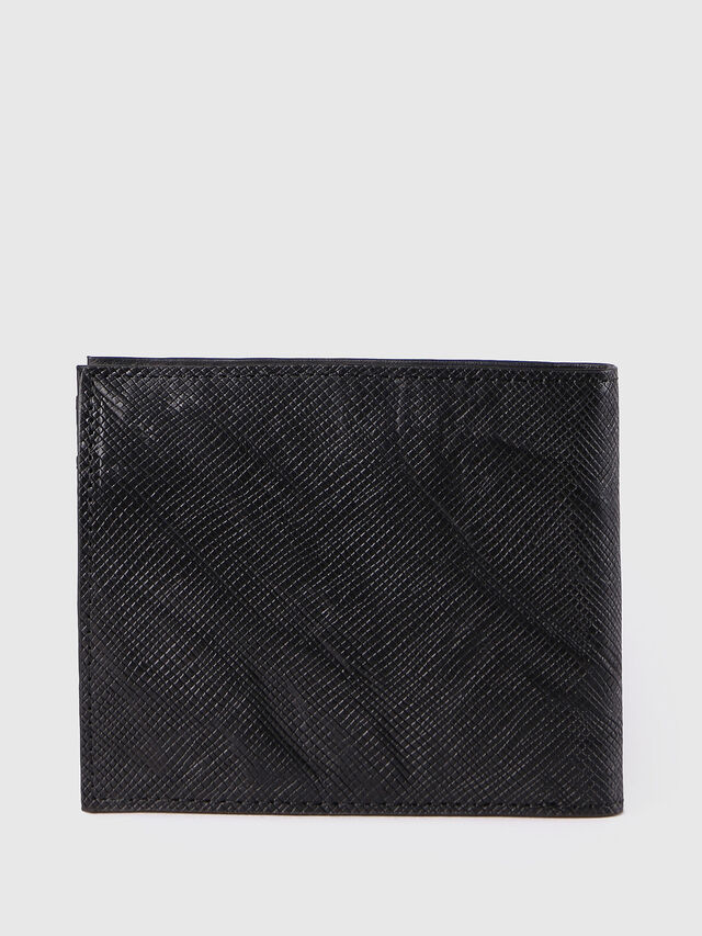 Diesel - HIRESH S, Black - Small Wallets - Image 2