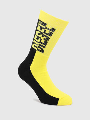 SKM-RAY, Yellow/Black - Socks