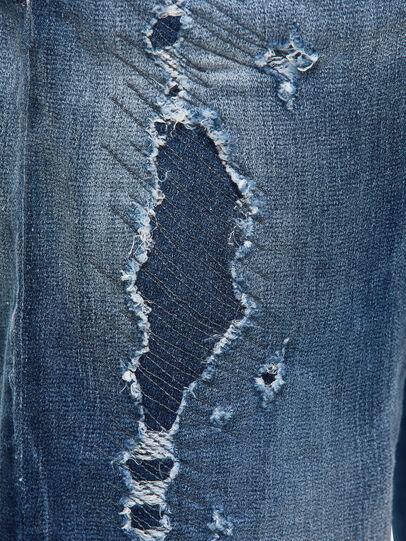 Diesel - Krailey JoggJeans 069PL, Dark Blue - Jeans - Image 4