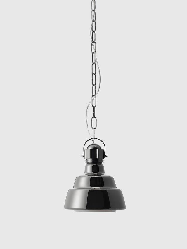 Living GLAS PICCOLA, Silver - Hang Lighting - Image 1