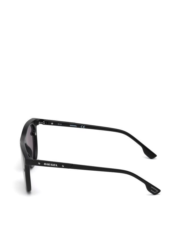 Diesel - DL0217, Black - Sunglasses - Image 3