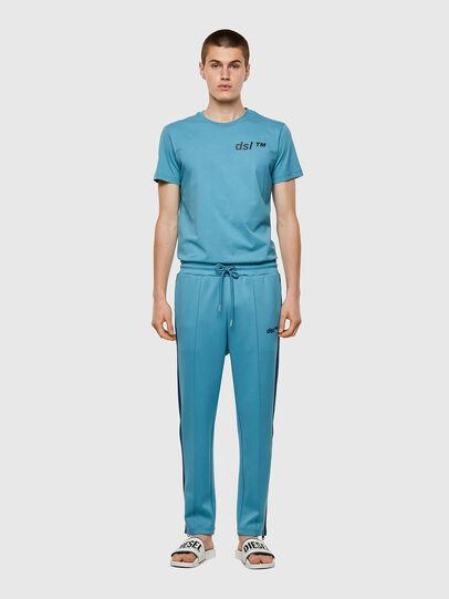 Diesel - P-CHROMY, Blue - Pants - Image 5