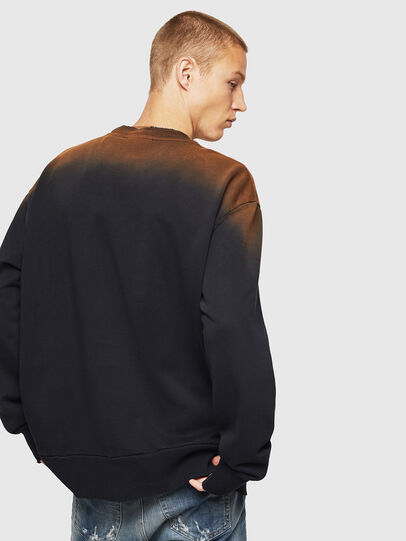 Diesel - S-BAY-SUN, Black - Sweaters - Image 4