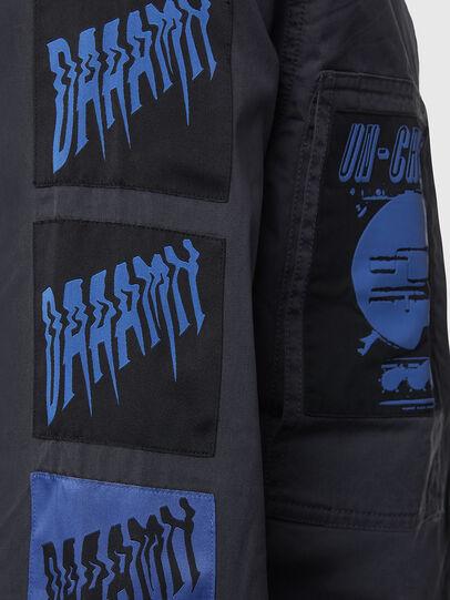 Diesel - S-MARCUS, Dark grey - Shirts - Image 4