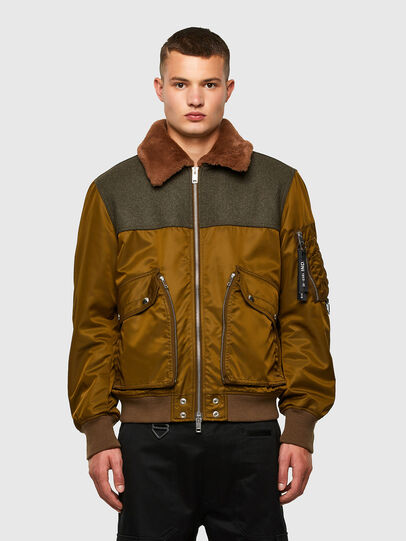 Diesel - W-LOUIS,  - Winter Jackets - Image 1