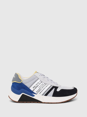 S-BRENTHA FLOW, Grey/Blue - Sneakers
