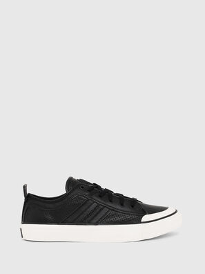 S-ASTICO LOW LOGO, Black - Sneakers