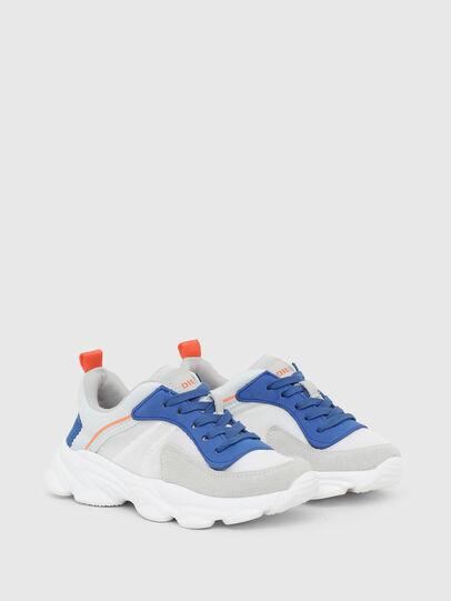 Diesel - S-SERENDIPITY LC CH, White/Blue - Footwear - Image 2