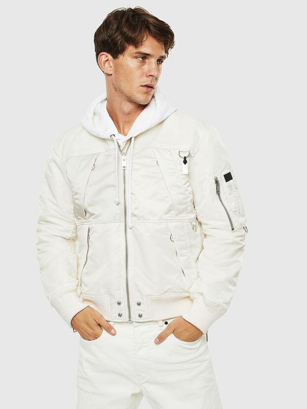 J-MARTEN, White - Jackets
