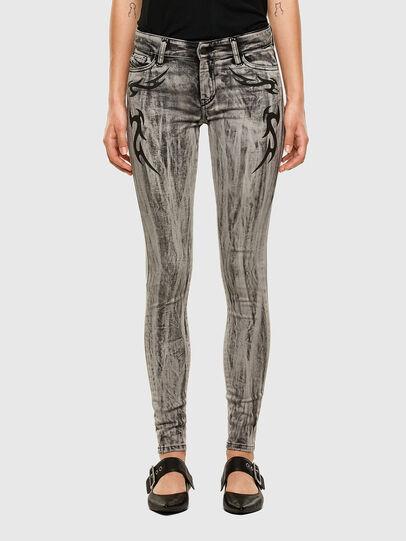 Diesel - Slandy 069NH, Light Grey - Jeans - Image 1
