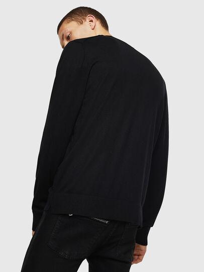 Diesel - K-JOEY, Black - Knitwear - Image 2