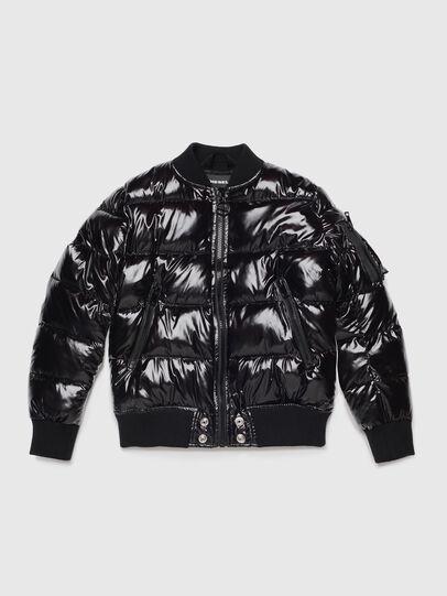 Diesel - JONY, Black - Jackets - Image 1