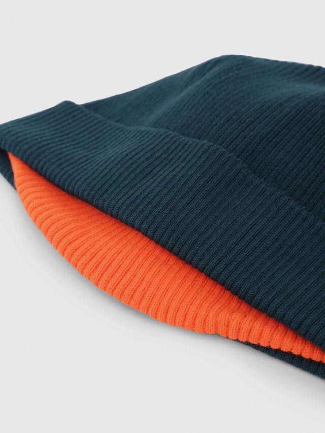 Diesel - K-DOBLY, Dark Green - Knit caps - Image 3