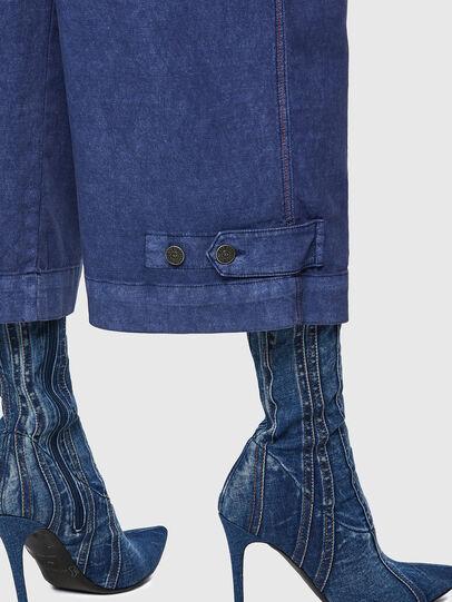 Diesel - DE-MARTY-SP, Blue - Jumpsuits - Image 5