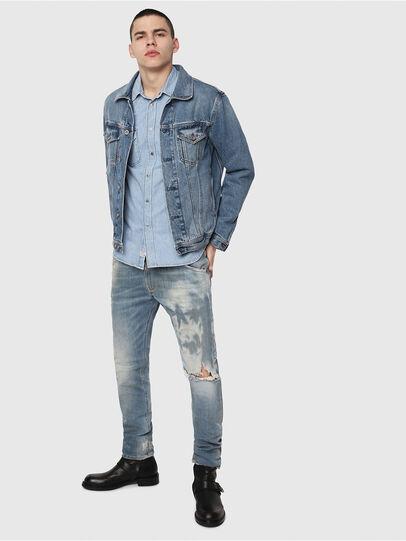 Diesel - Krooley JoggJeans 087AE,  - Jeans - Image 4