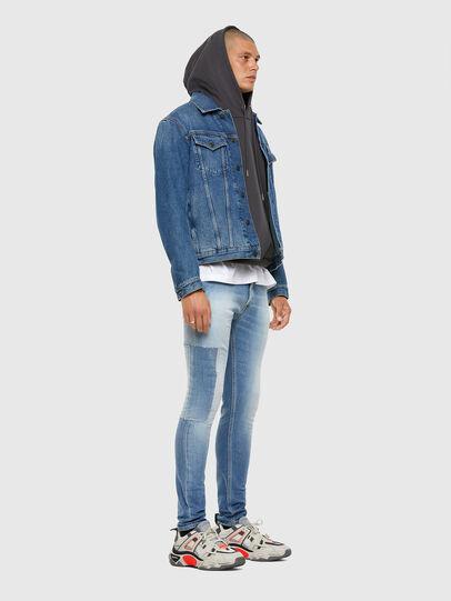 Diesel - Tepphar 009FJ, Light Blue - Jeans - Image 8