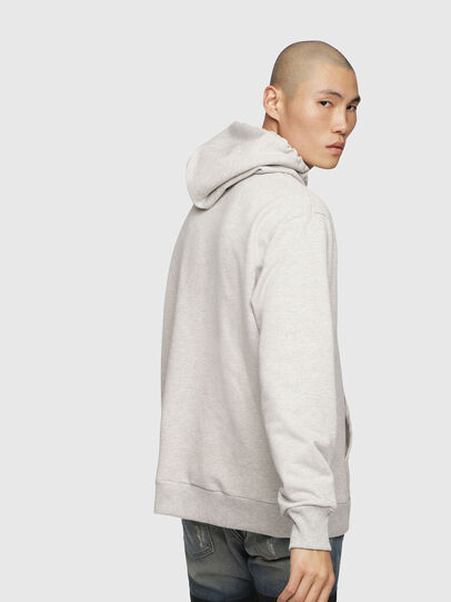 Diesel - S-AFTER, Light Grey - Sweaters - Image 3