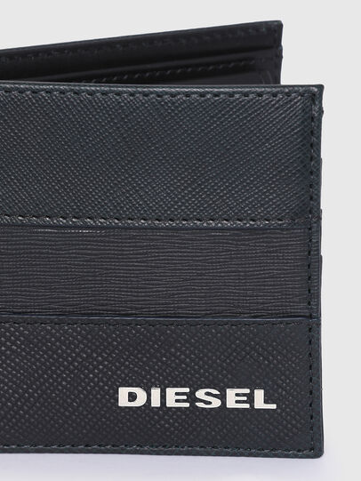 Diesel - HIRESH S, Dark Blue - Small Wallets - Image 4