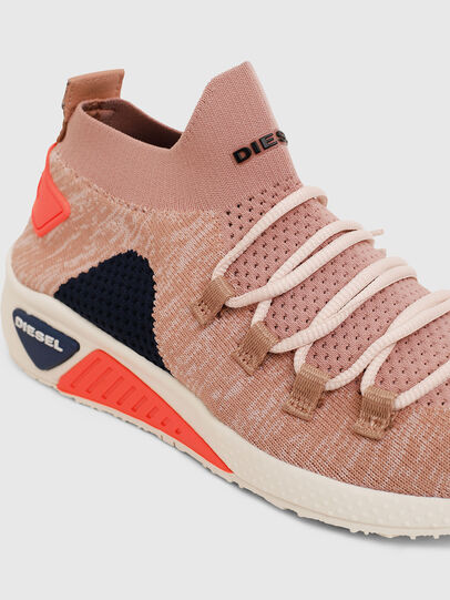 Diesel - S-KB ATHL LACE W, Pink - Sneakers - Image 4
