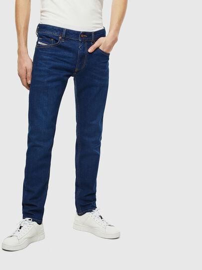 Diesel - Thommer 0095Z, Dark Blue - Jeans - Image 1