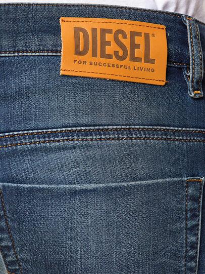Diesel - Krooley JoggJeans 069NK, Medium blue - Jeans - Image 4