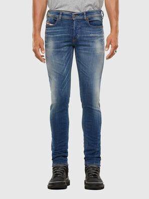 Sleenker 009FC, Medium blue - Jeans