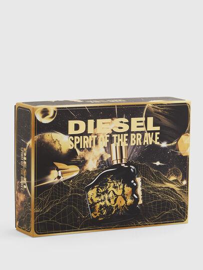 Diesel - SPIRIT OF THE BRAVE 50ML GIFT SET, Black/Gold - Only The Brave - Image 3