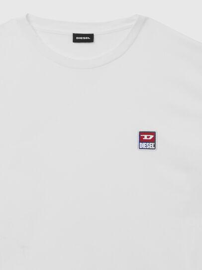 Diesel - T-DIEGO-DIV, White - T-Shirts - Image 3
