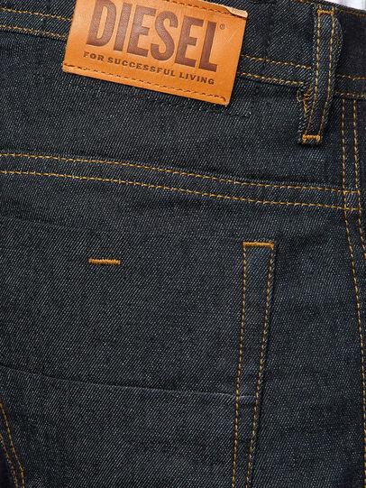 Diesel - Thommer 009HF, Dark Blue - Jeans - Image 4