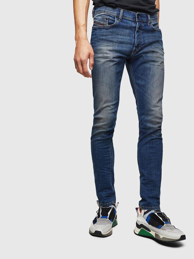 Tepphar 087AW, Dark Blue - Jeans