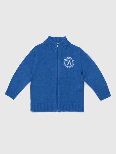 Diesel - KJONB, Blue - Knitwear - Image 1
