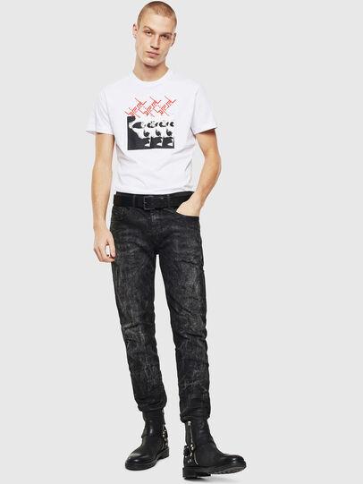 Diesel - T-DIEGO-J12,  - T-Shirts - Image 4