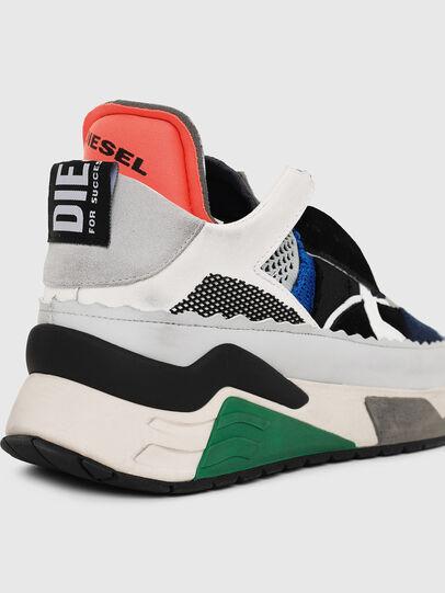 Diesel - S-BRENTHA DEC, White - Sneakers - Image 4