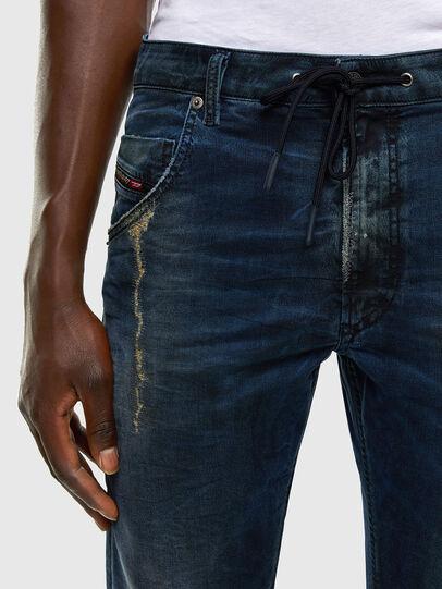 Diesel - Krooley JoggJeans 069NP, Dark Blue - Jeans - Image 3