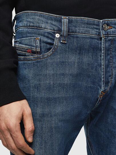 Diesel - Tepphar CN036, Dark Blue - Jeans - Image 4