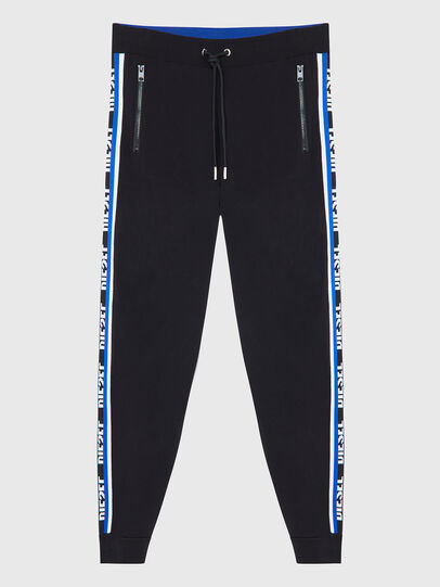 Diesel - K-BANA, Black/Blue - Pants - Image 1