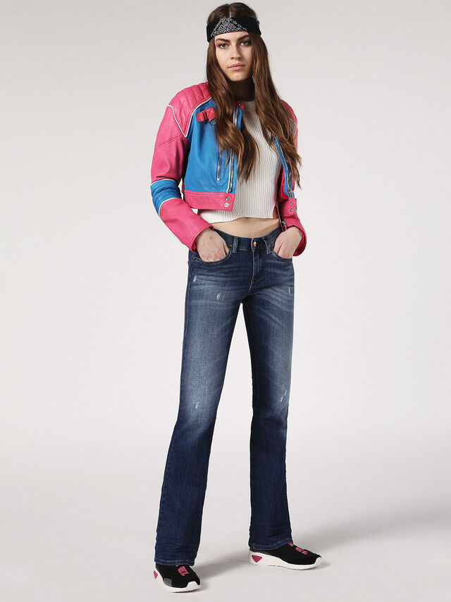 LOWLEEH 084QJ, Blue Jeans