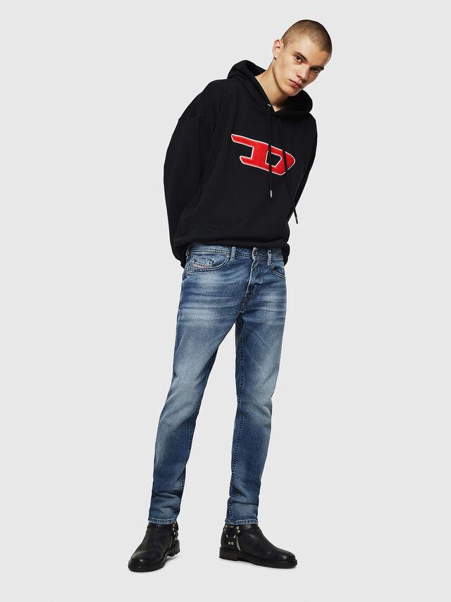 Diesel - Thommer 0853P, Medium blue - Jeans - Image 6