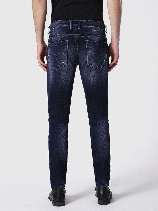 Diesel - Thommer 0860L, Dark Blue - Jeans - Image 3