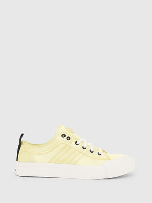 S-ASTICO LOW LACE W, Yellow - Sneakers