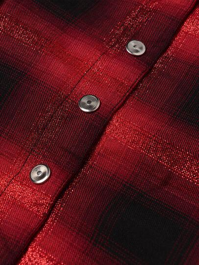 Diesel - CSUNNYA, Red/Black - Shirts - Image 3