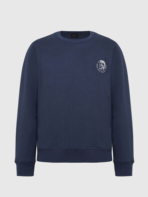 UMLT-WILLY, Blue Marine - Sweaters