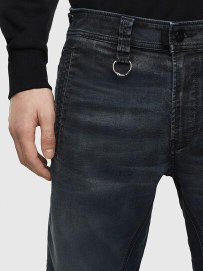 Diesel - D-Earby JoggJeans 069MD, Dark Blue - Jeans - Image 3