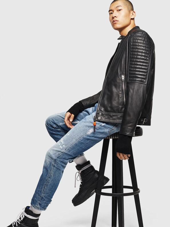 L-SHIRO,  - Leather jackets