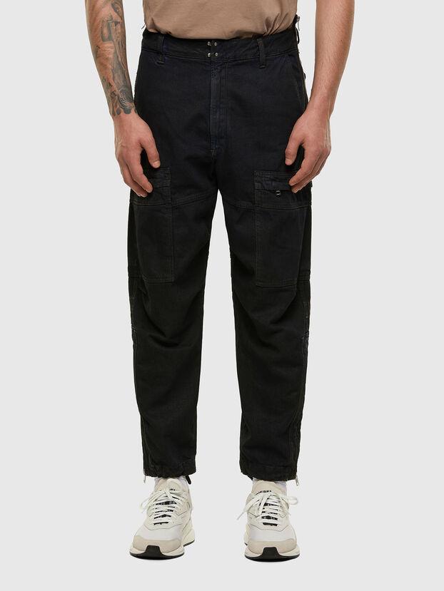 D-Luks 009IB, Dark Blue - Jeans