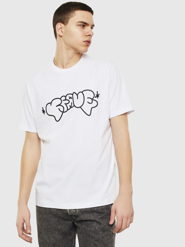 T-JUST-T28, White - T-Shirts