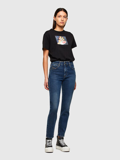 Diesel - D-Joy 009NV, Dark Blue - Jeans - Image 5