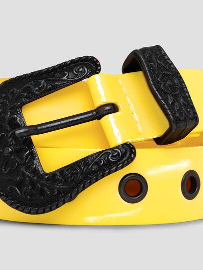 Diesel - B-TRITT, Yellow - Belts - Image 2