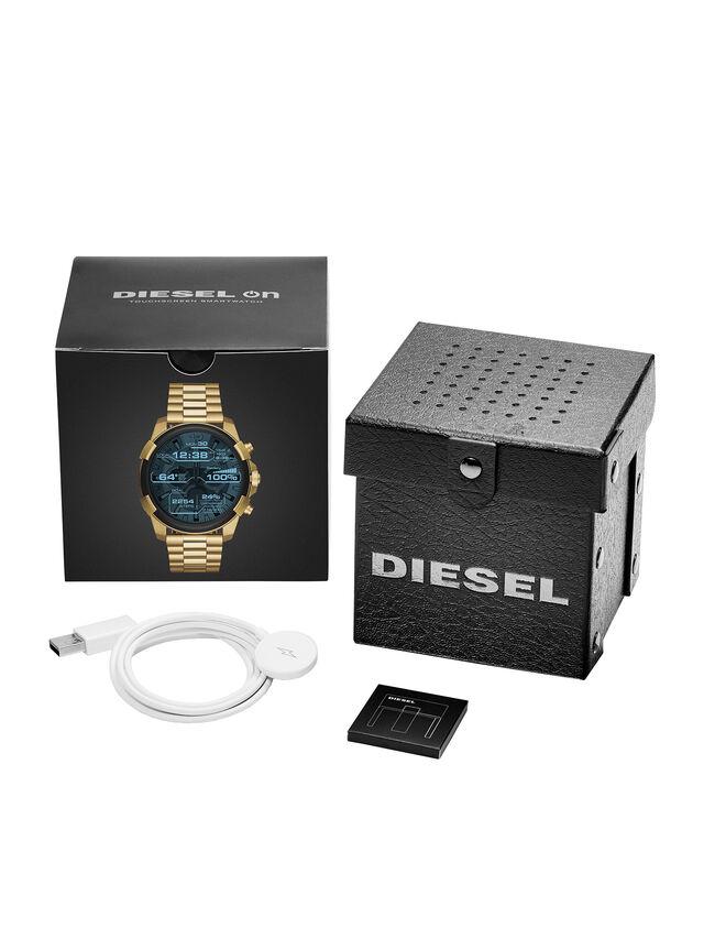 Diesel - DT2005, Gold - Smartwatches - Image 4