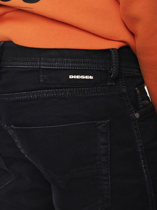 Diesel - Tepphar 0687R, Dark Blue - Jeans - Image 3